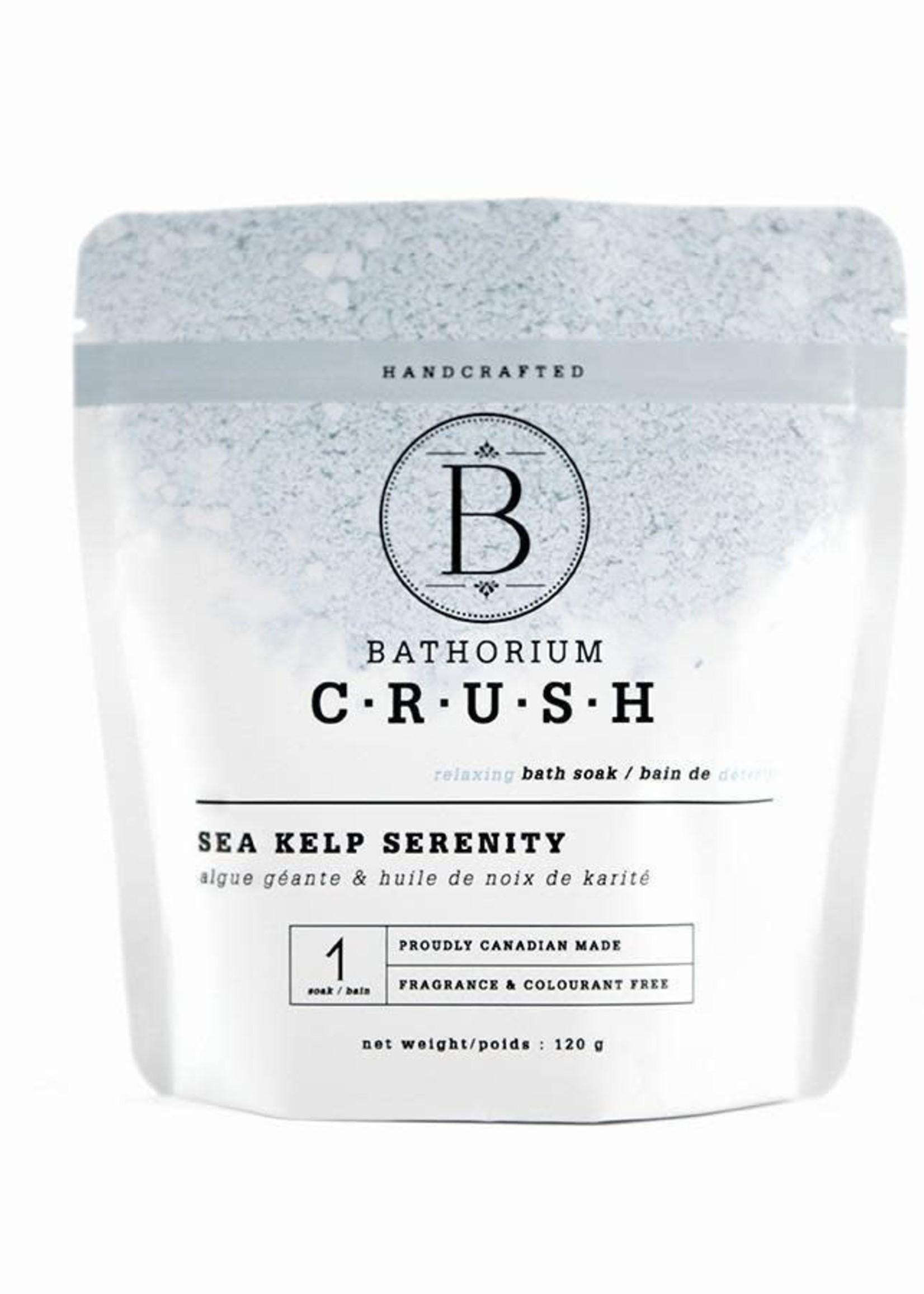 Bathorium Bathorium Crush Sea Kelp Serenity 120g