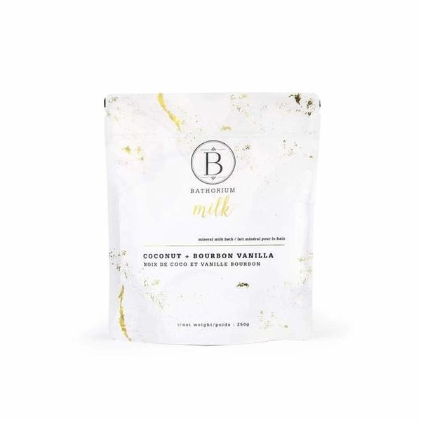 Bathorium Bathorium MILK Coconut + Vanilla Mineral Bath Soak