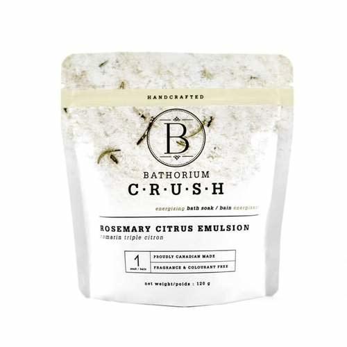 Bathorium Rosemary Citrus Emulsion