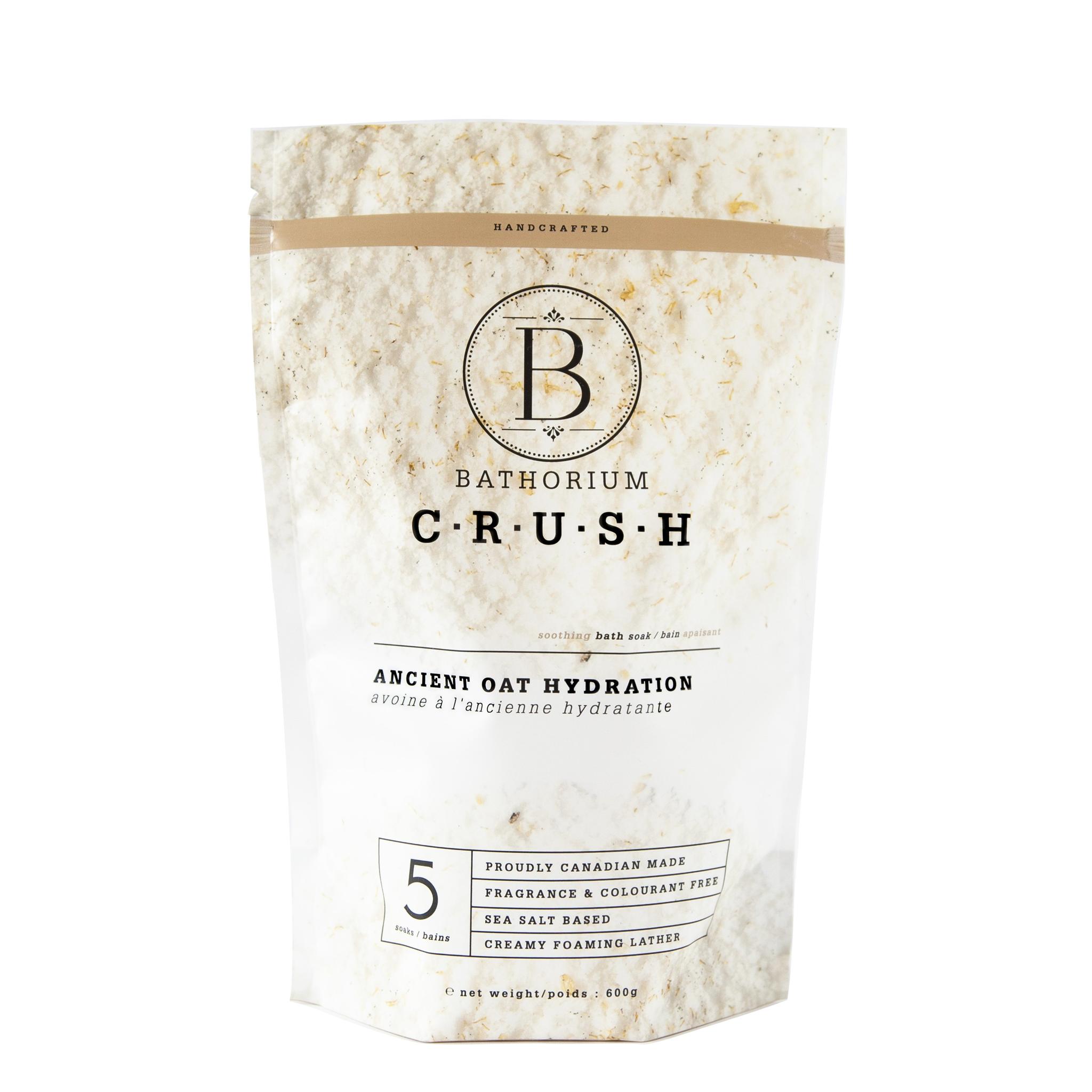 Bathorium Crush Ancient Oat Hydration