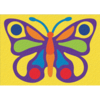 Playmonster Early Learning Puzzle - Butterfly