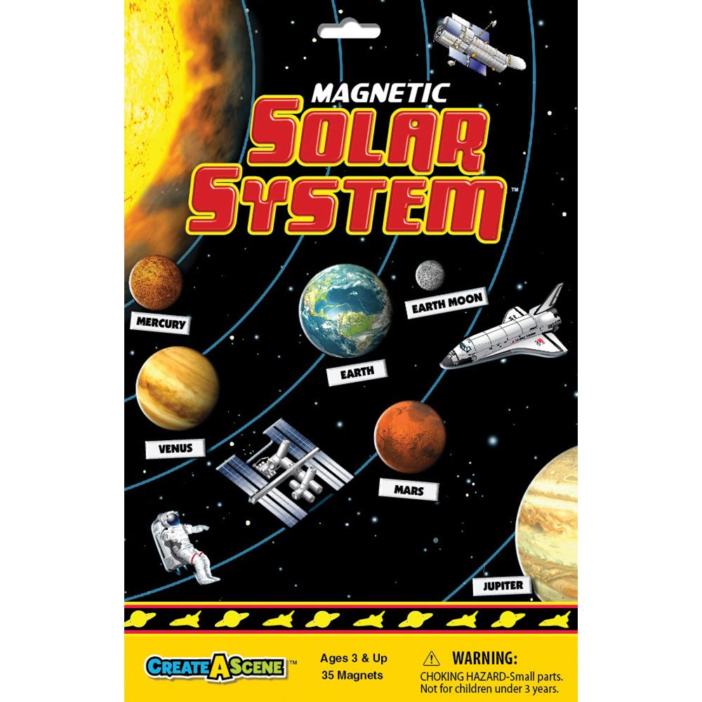 Playmonster Magnetic Solar System