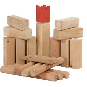 Outside Inside Games Backpack Kubb