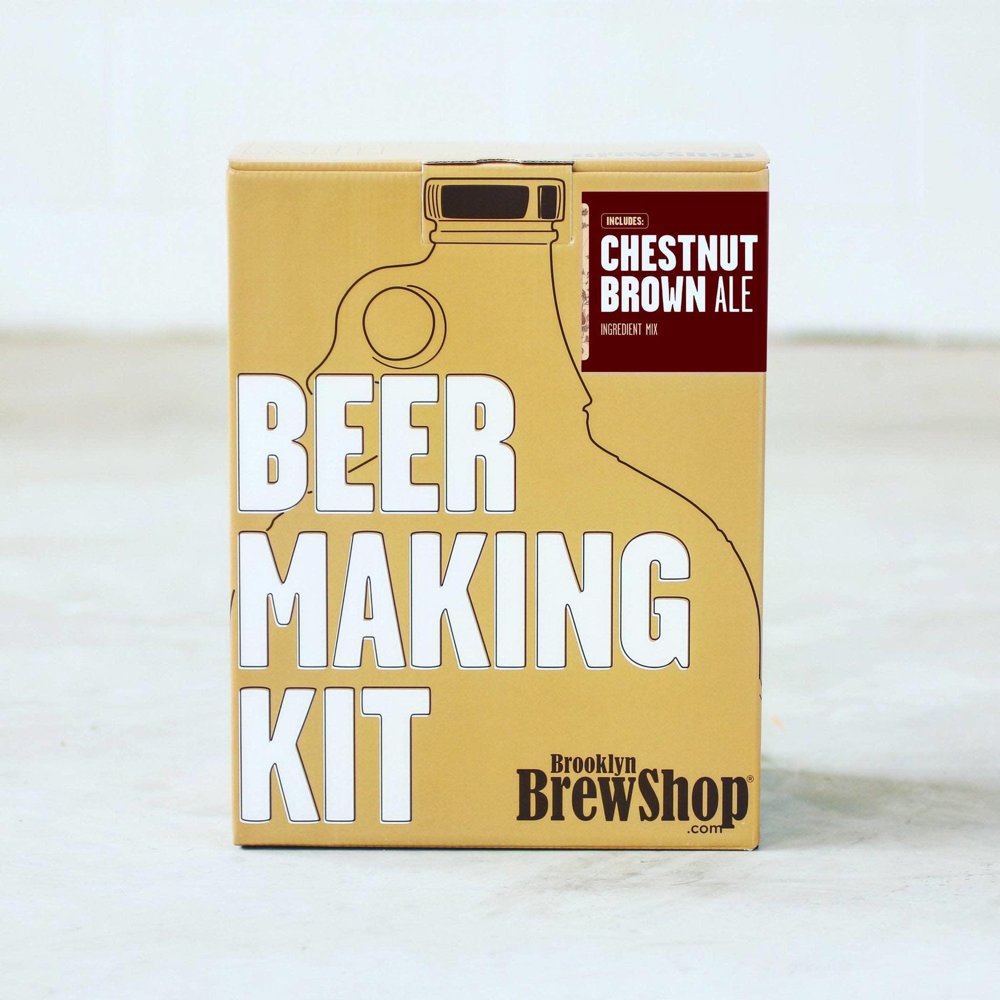 Brooklyn Brew Shop Chestnut Brown Ale