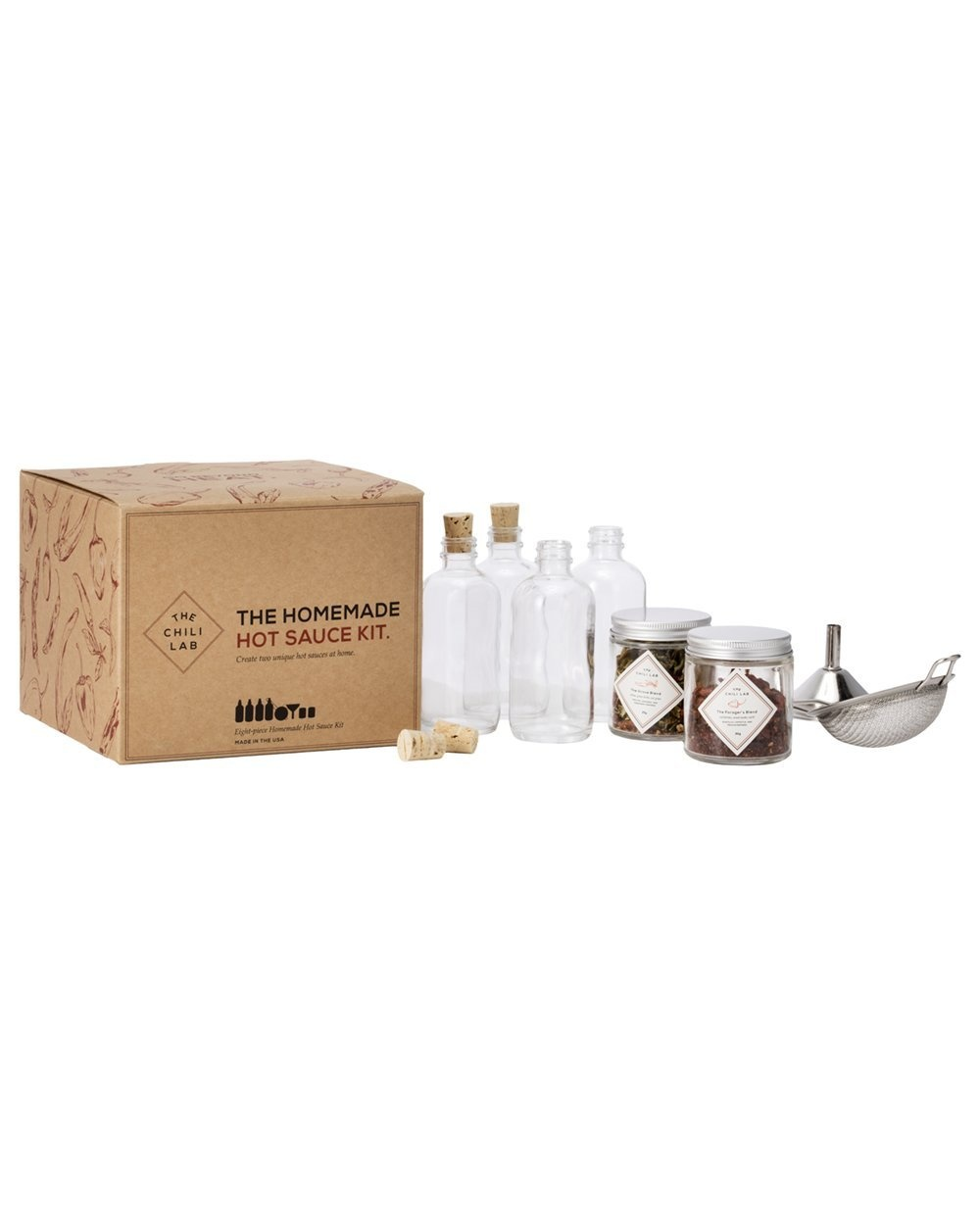 W & P Collection The Hotsauce Kit