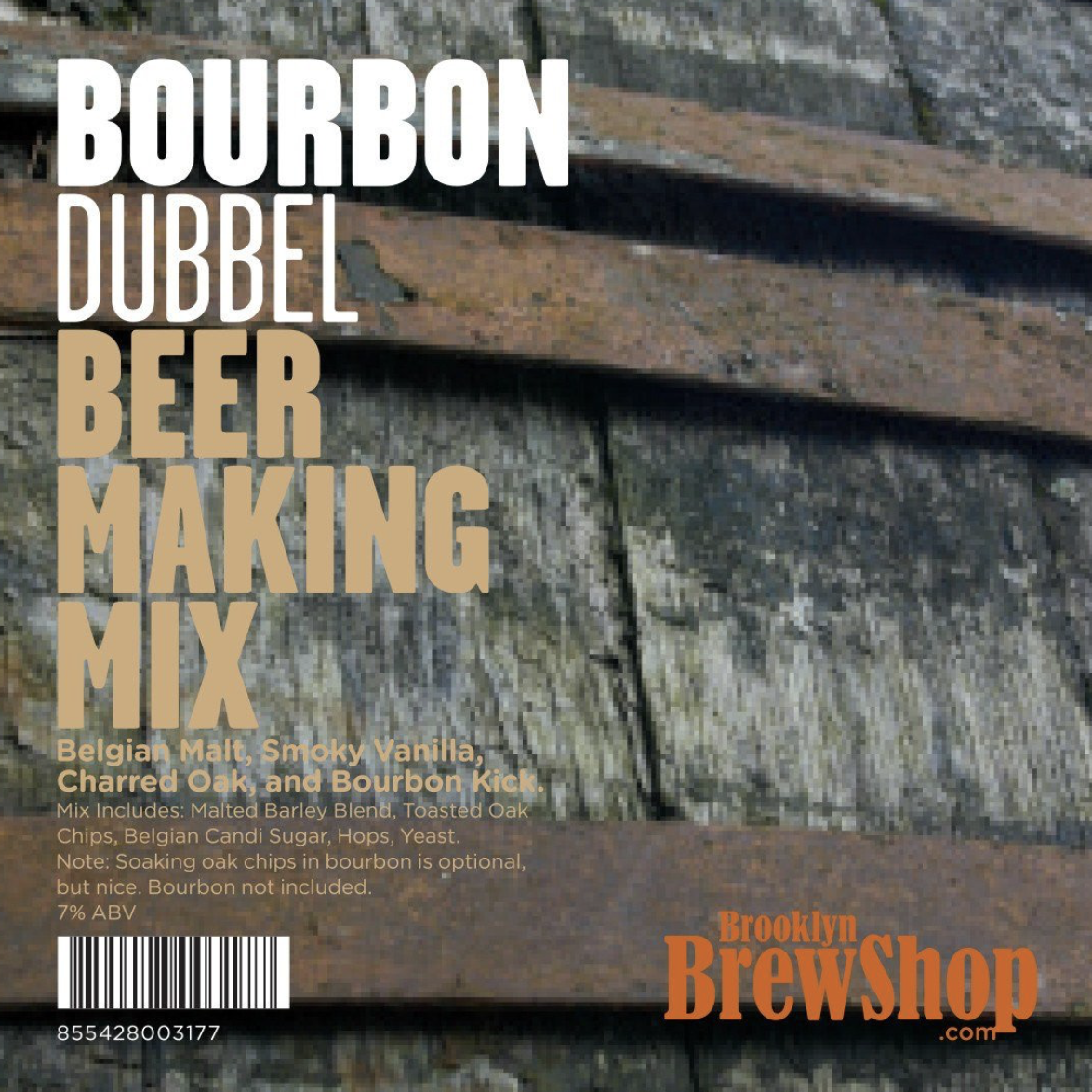 Brooklyn Brew Shop Bourbon Dubbel Mix