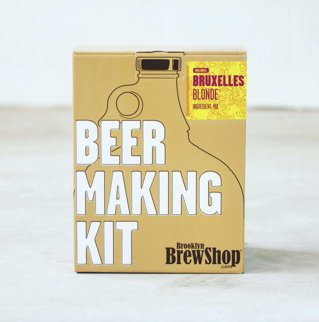 Brooklyn Brew Shop Bruxelles Blonde Kit
