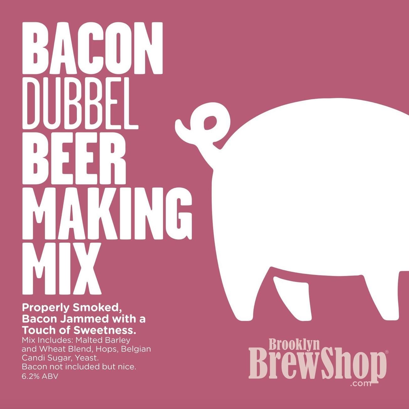 Brooklyn Brew Shop Bacon Dubbel Mix