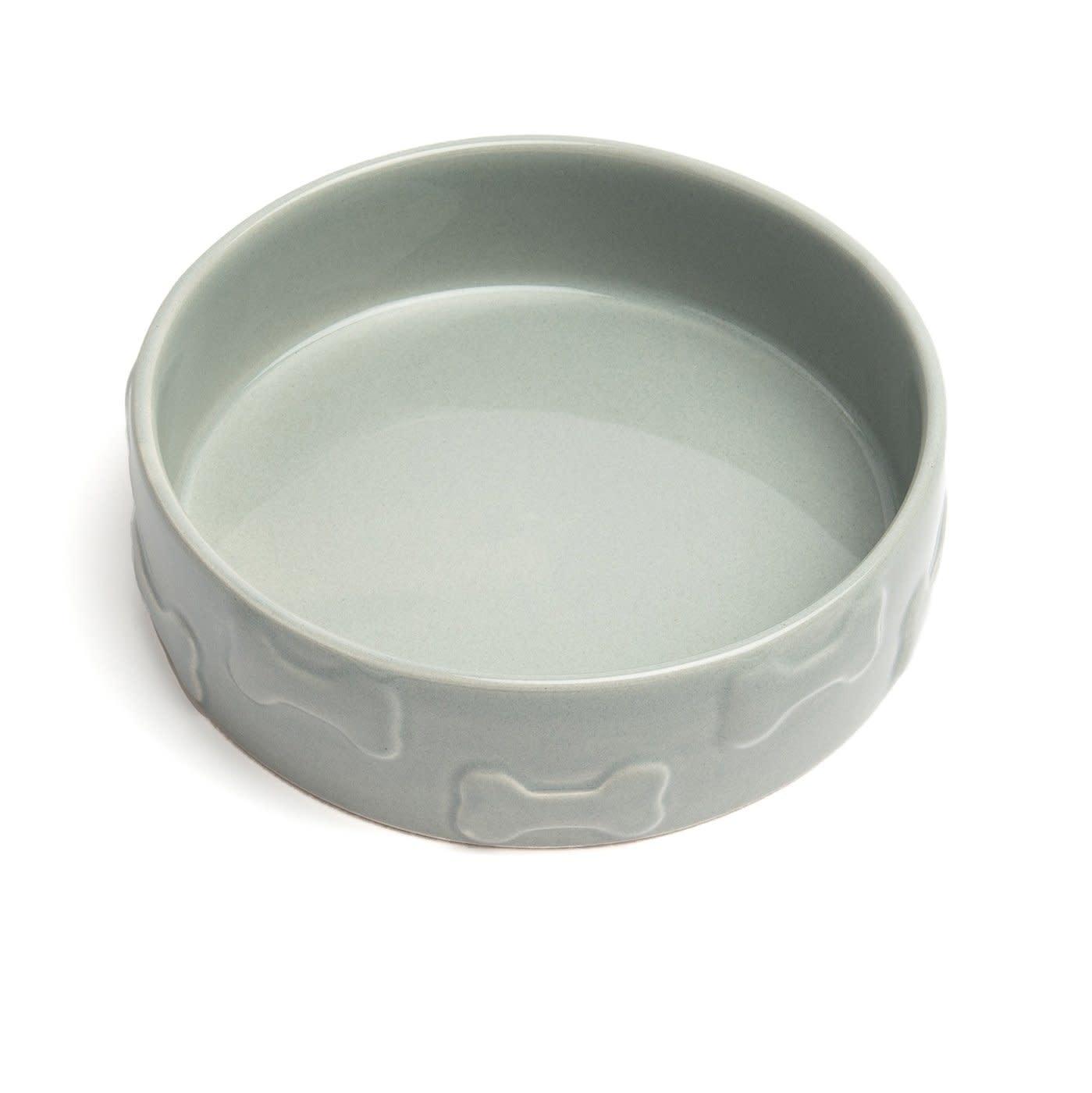 PLD Manor Grey Med Bowl