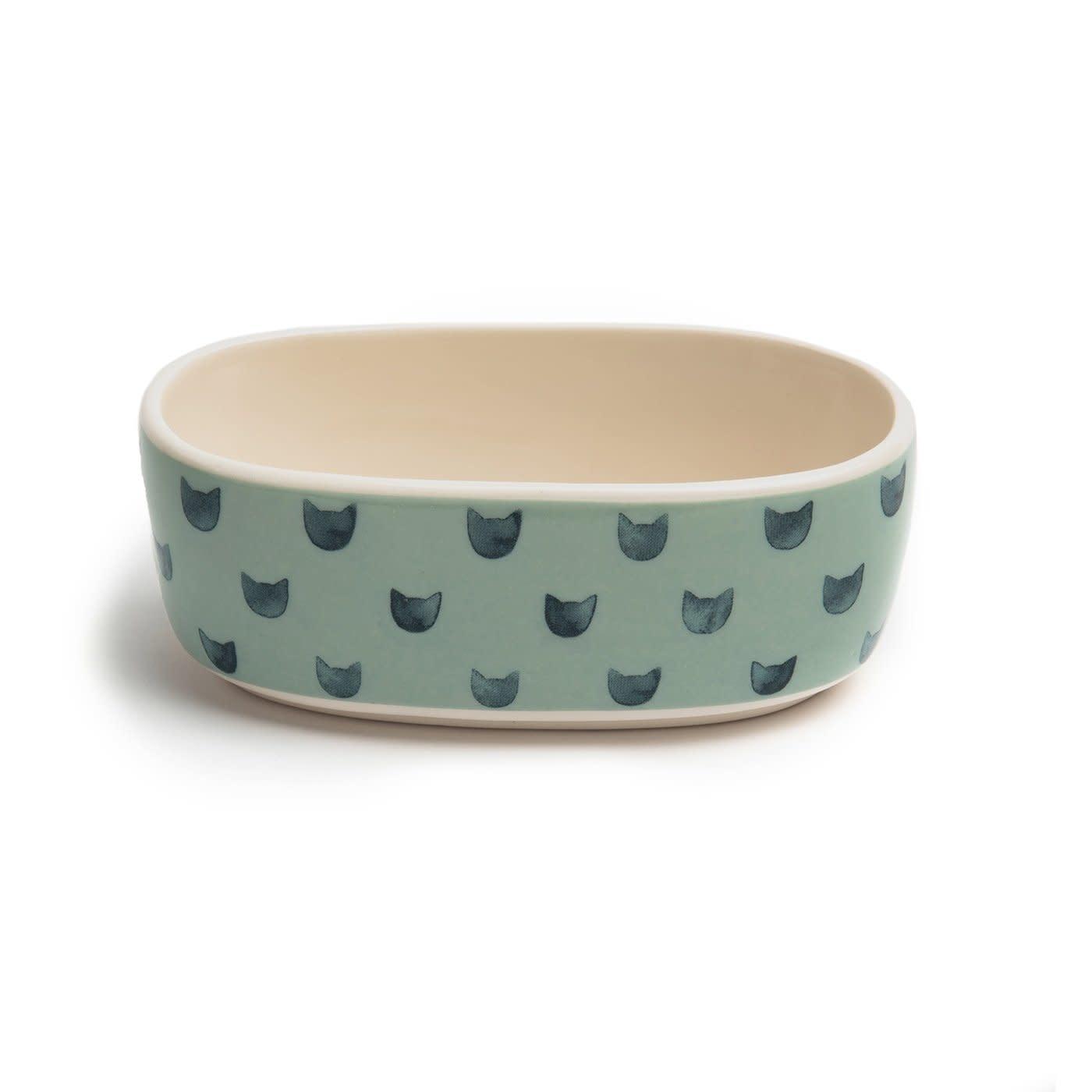 PLD Monty Oval Cat Dish