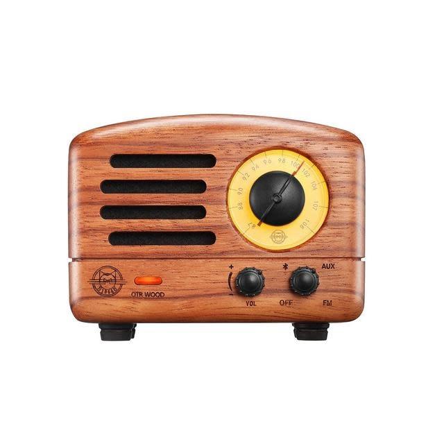 Muzen Bluetooth Speaker Wood Rosewood