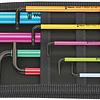 Wera Tools Hex Key Set Long Arm Multicolour