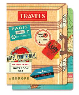 Cavallini Notebook Set