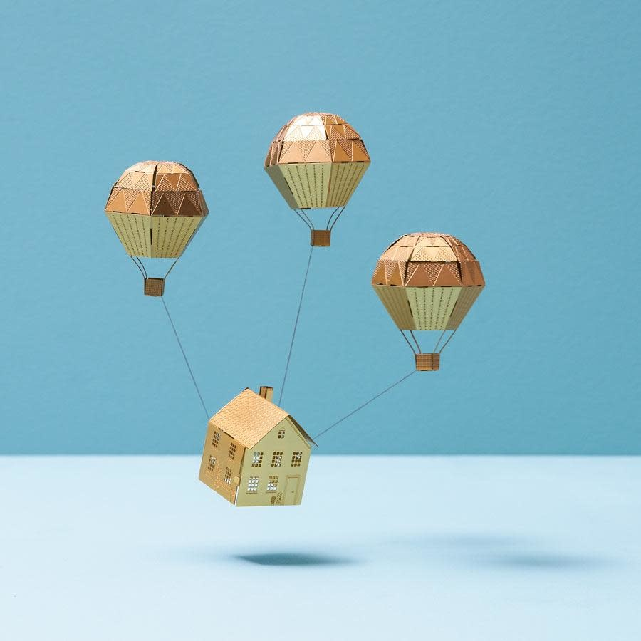 Another Studio Hot Air Balloon Mini-onaire