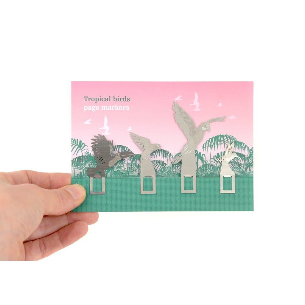 Another Studio Tropical Bird Bookmark