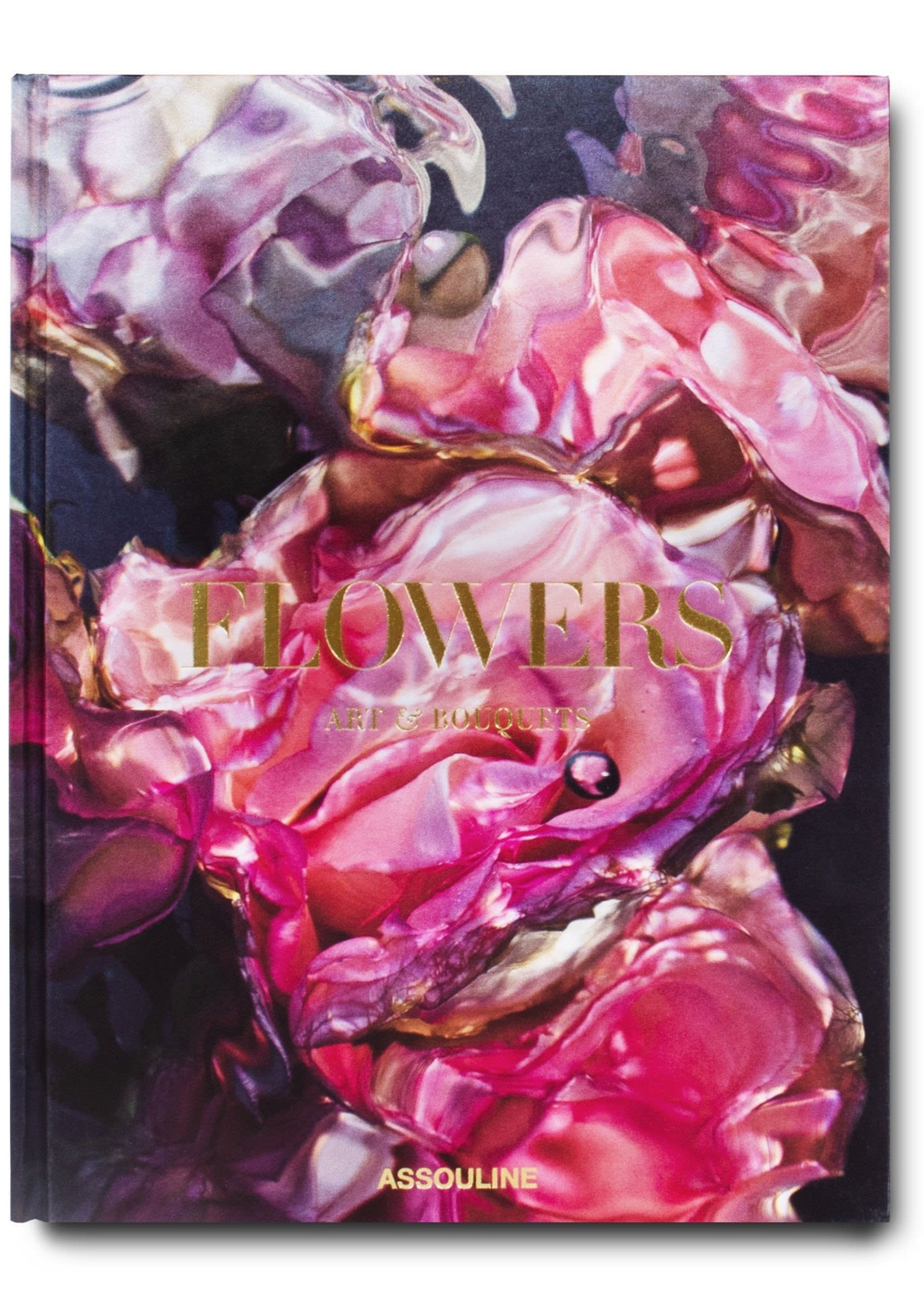 Assouline Assouline Flowers Art & Bouquets