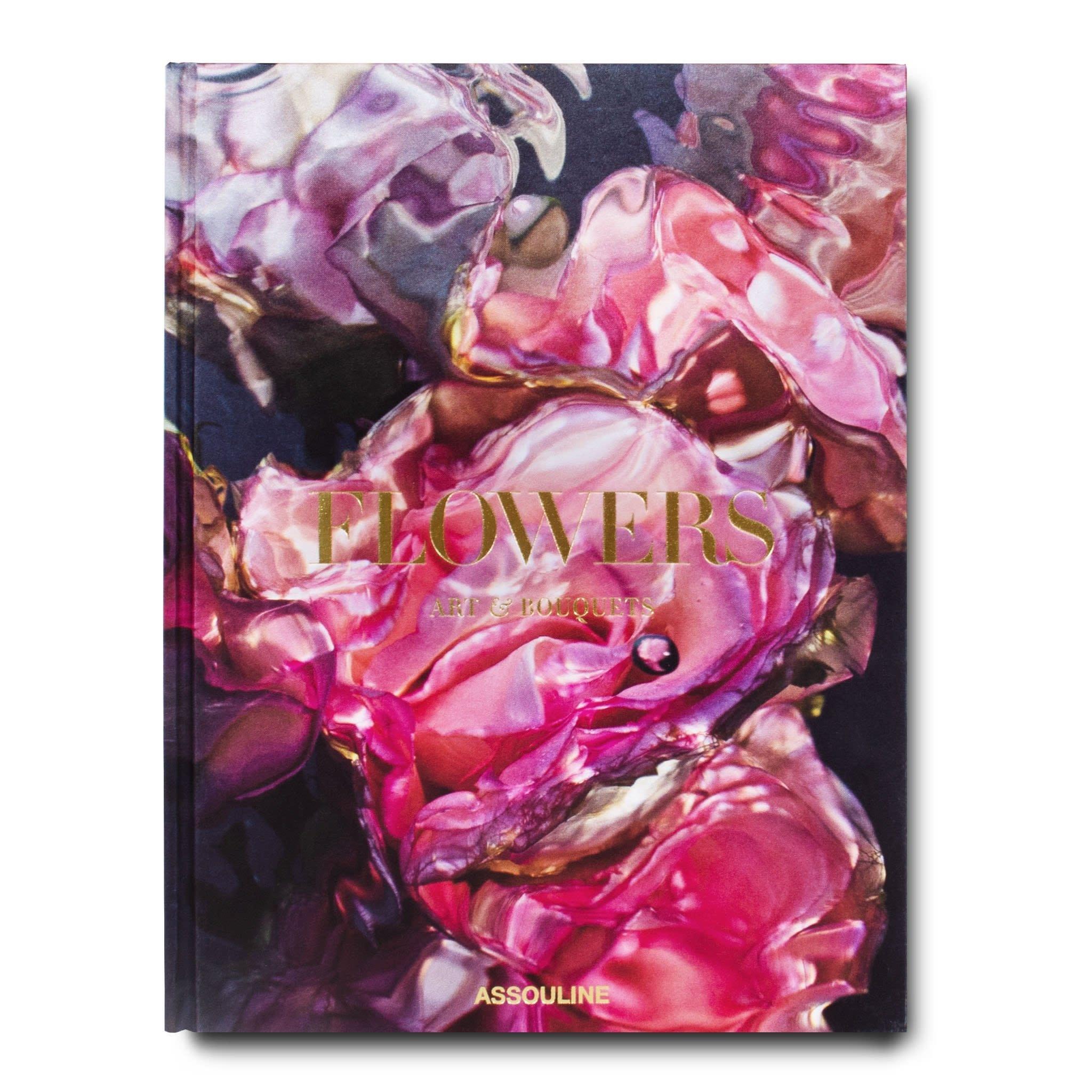 Assouline Flowers Art & Bouquets