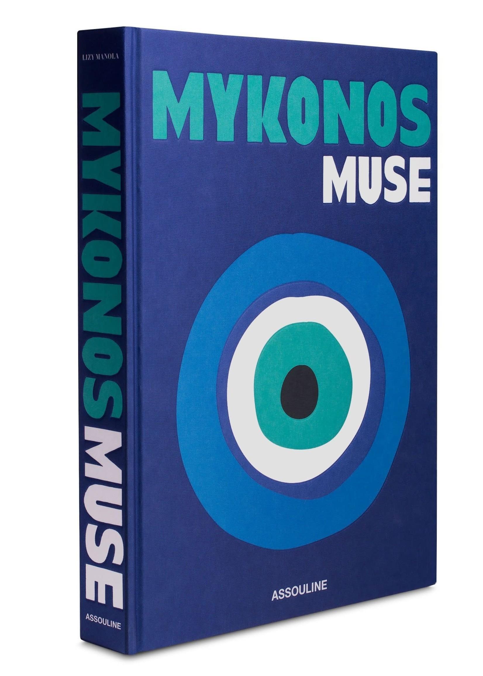 Assouline Assouline Mykonos Muse