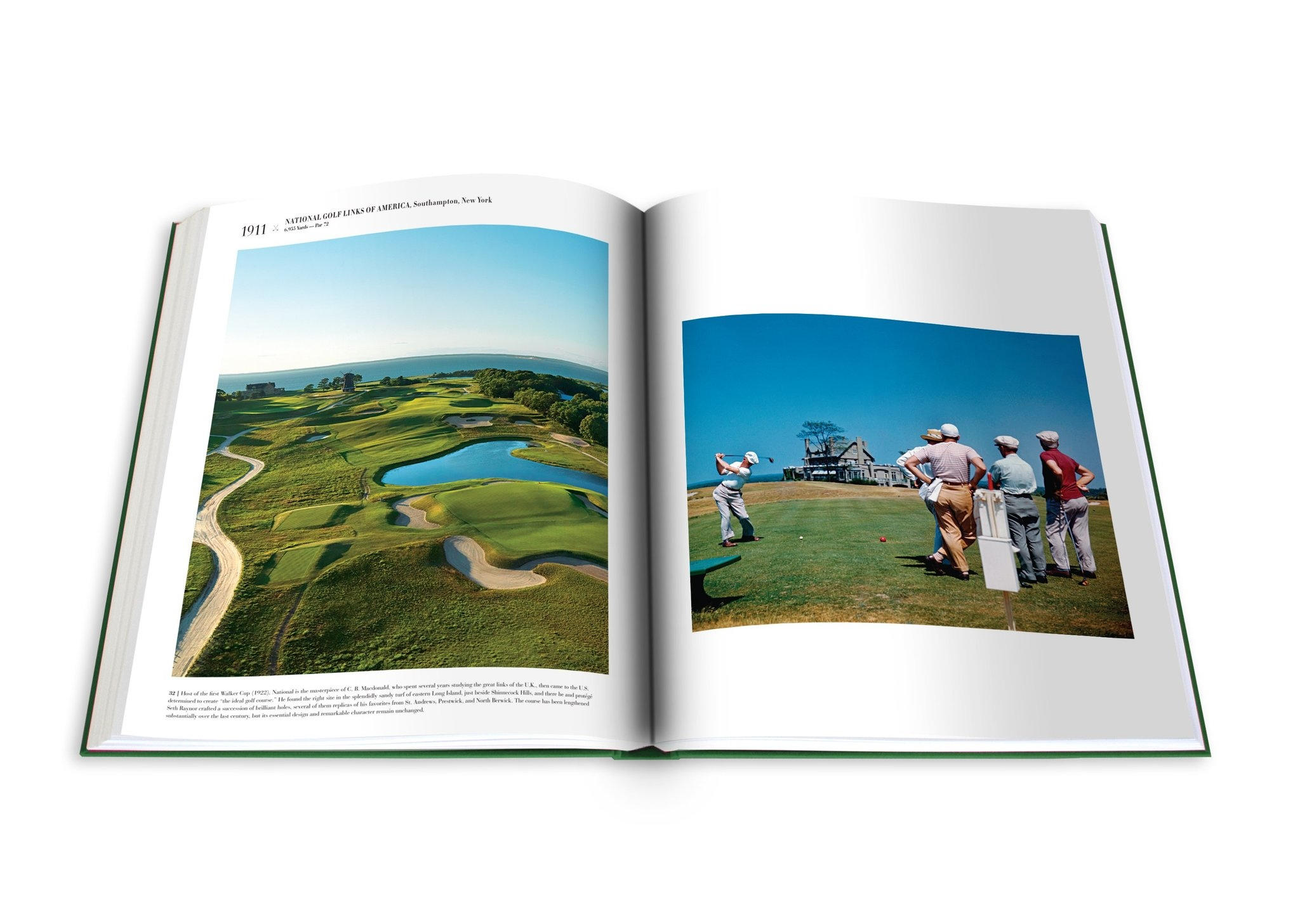 Assouline The Impossible Collection Of Golf