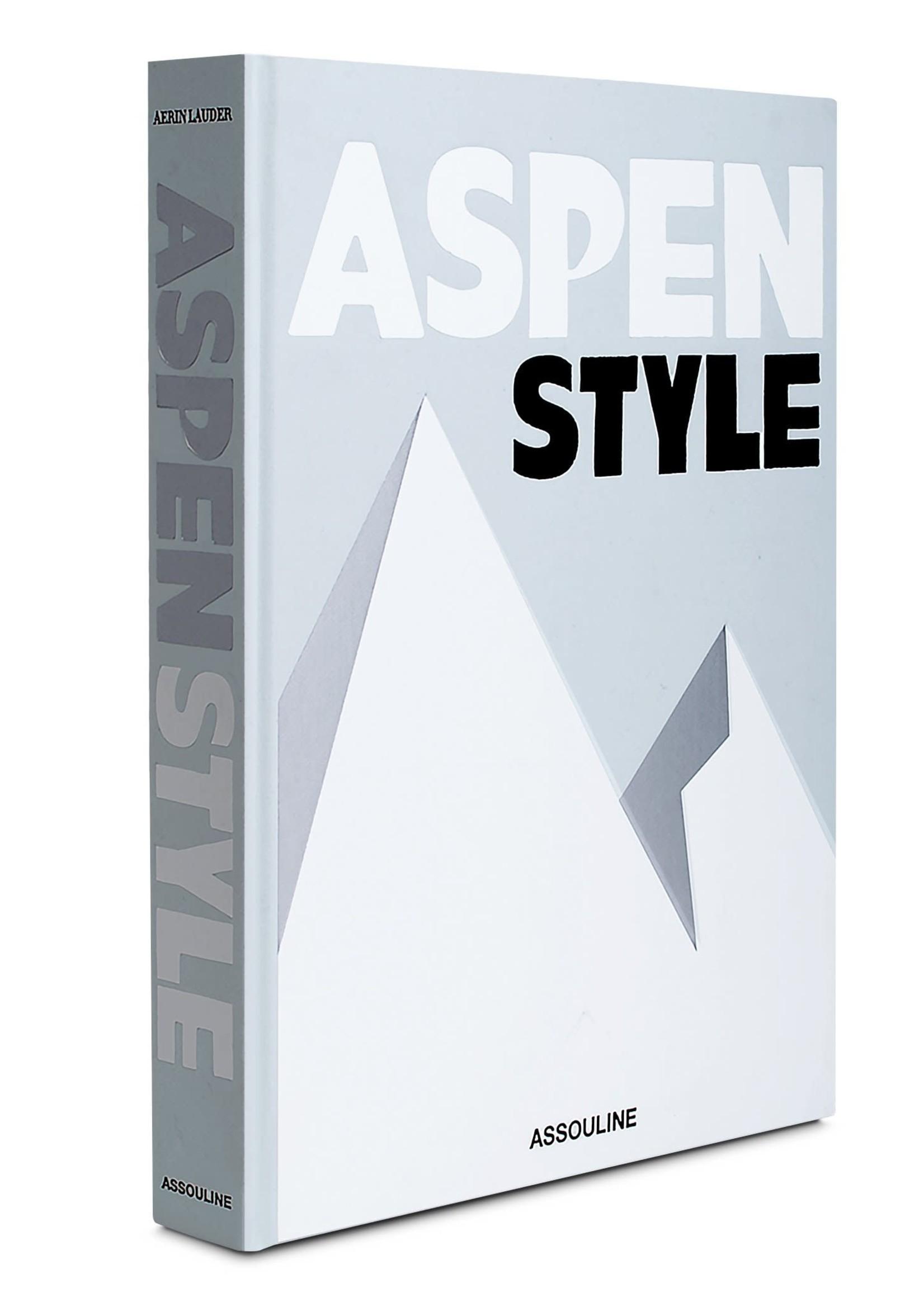 Assouline Assouline Aspen Style
