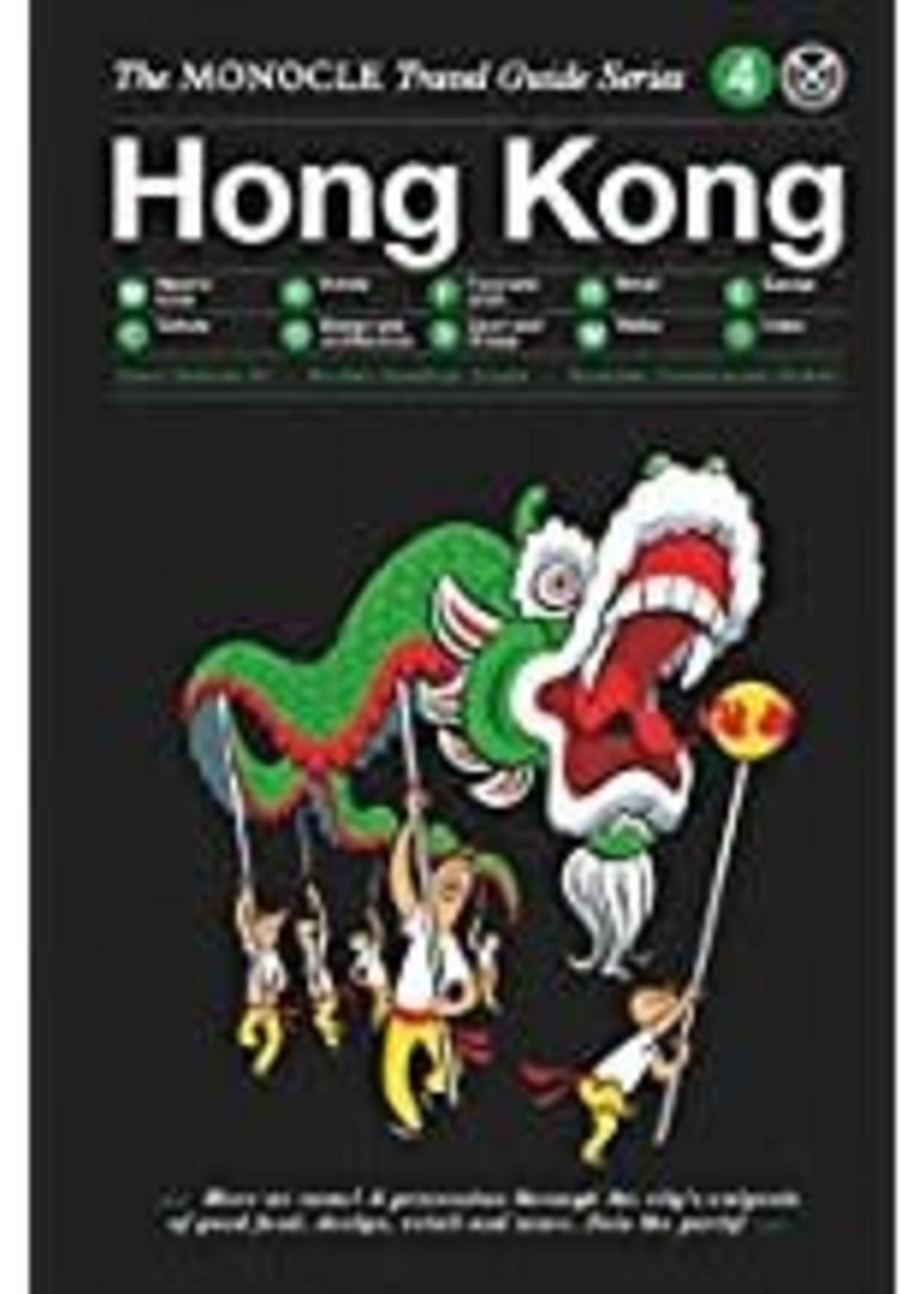 Penguin Random House Monocle Travel Guide Hong Kong