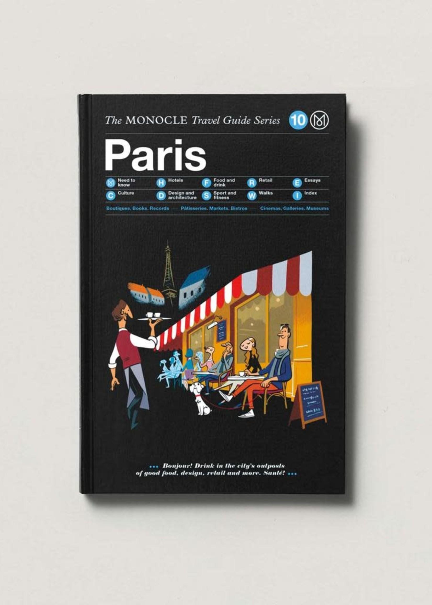 Penguin Random House Monocle Travel Guide Paris