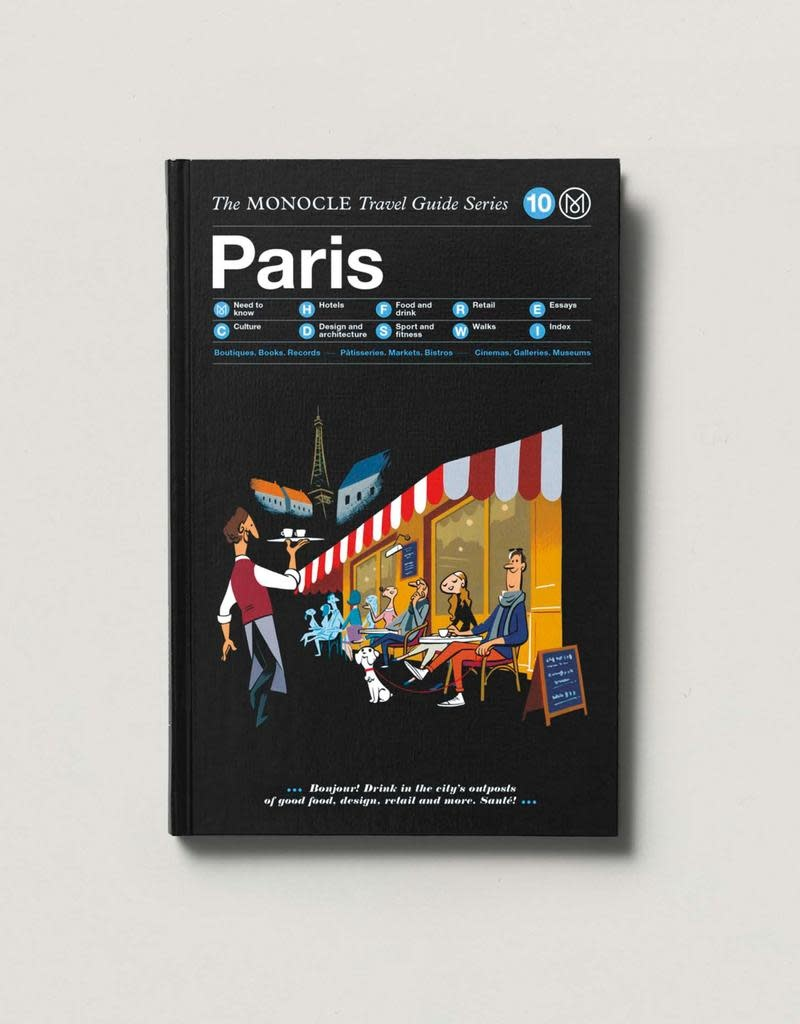 Monocle Travel Guide Paris