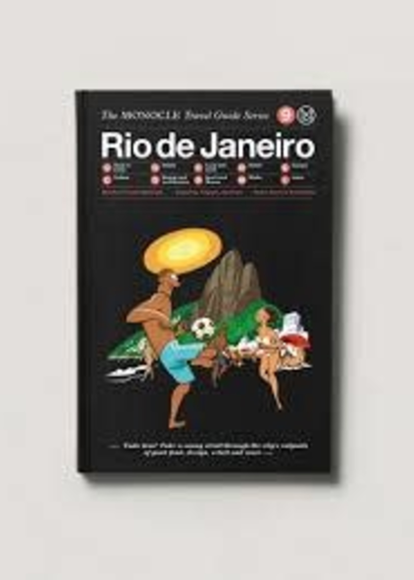 Penguin Random House Monocle Travel Guide Rio de Janerio