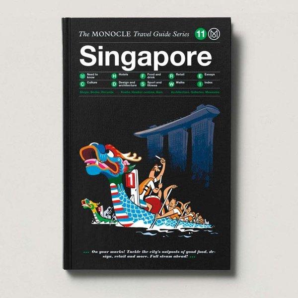 Penguin Random House Monocle Travel Guide Singapore