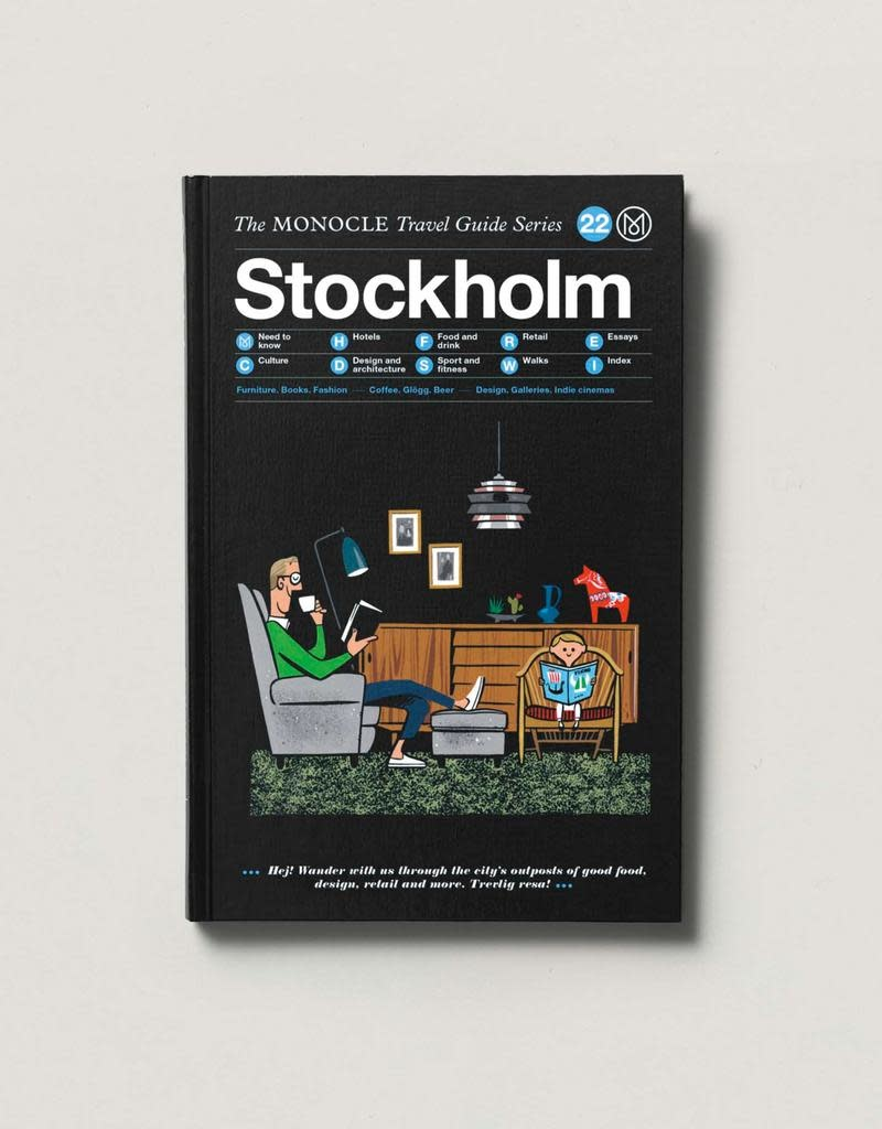 Monocle Travel Guide Stockholm