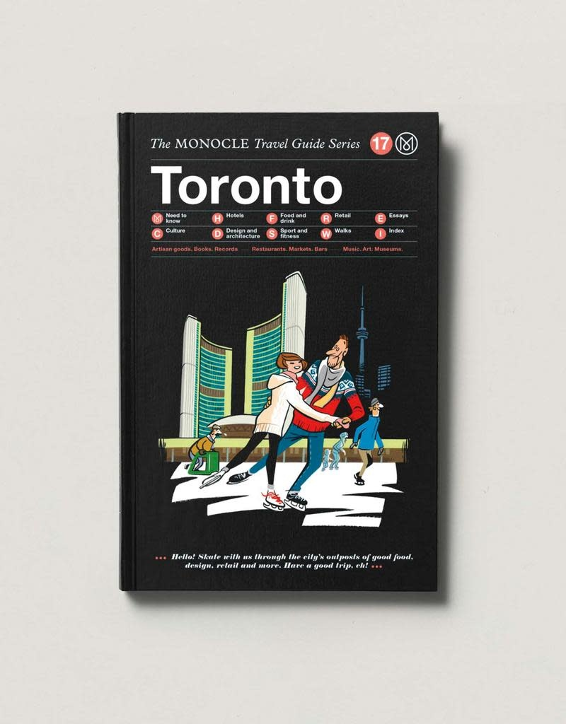 Monocle Travel Guide Toronto