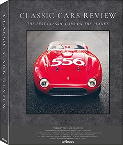 TeNeues Classic Cars Review