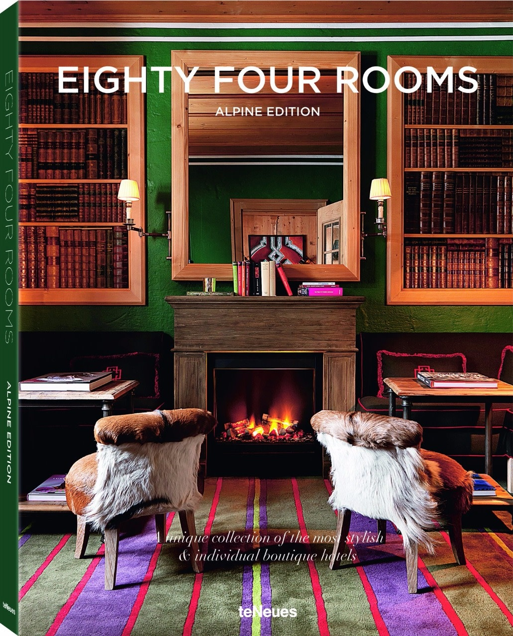 TeNeues Eighty Four Rooms Alpine Edition