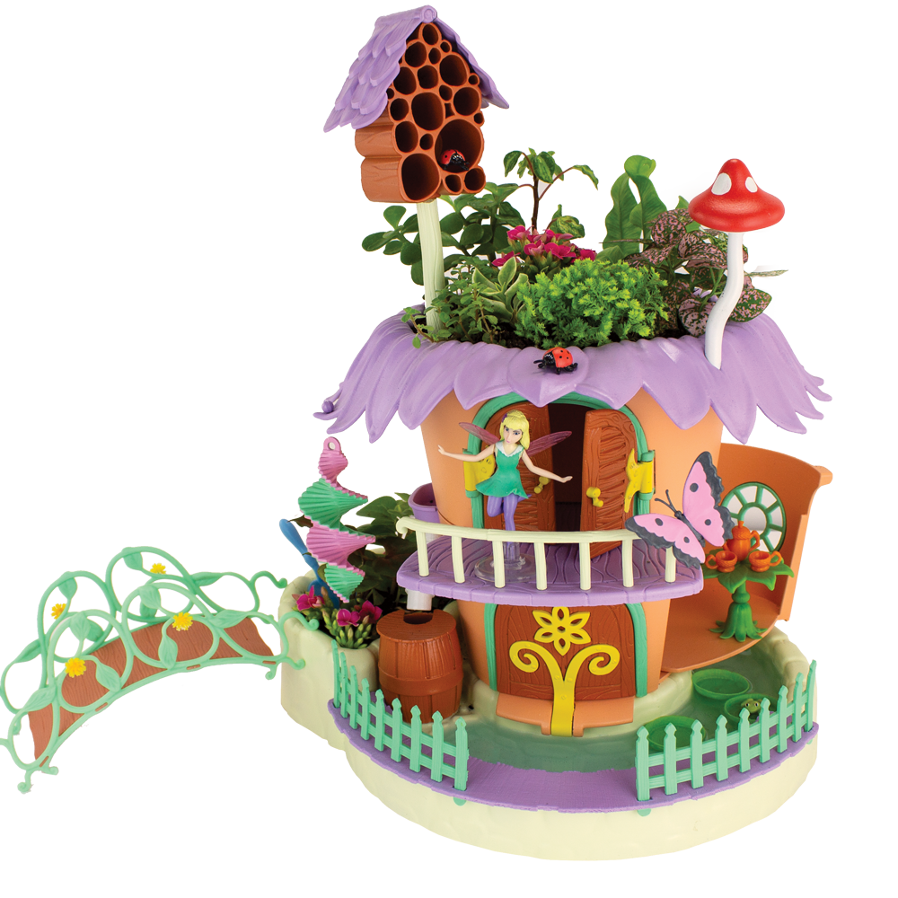 Playmonster My Fairy Garden: Nature Cottage