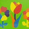 Playmonster Flowers - Early Learning Puzzle