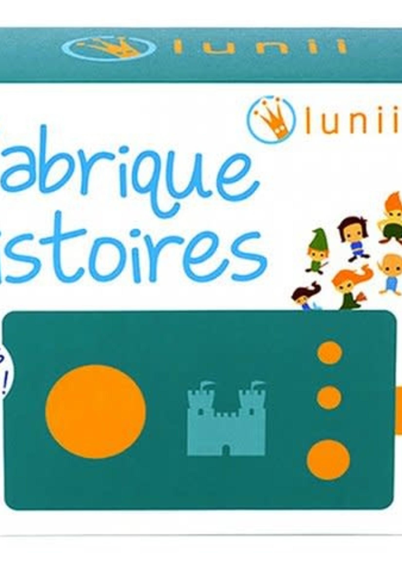 Lunii Lunii My Fabulous Storyteller French