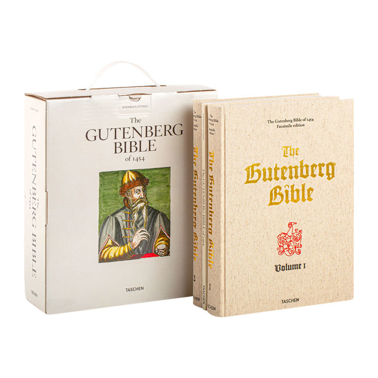 Taschen Gutenberg Bible of 1454