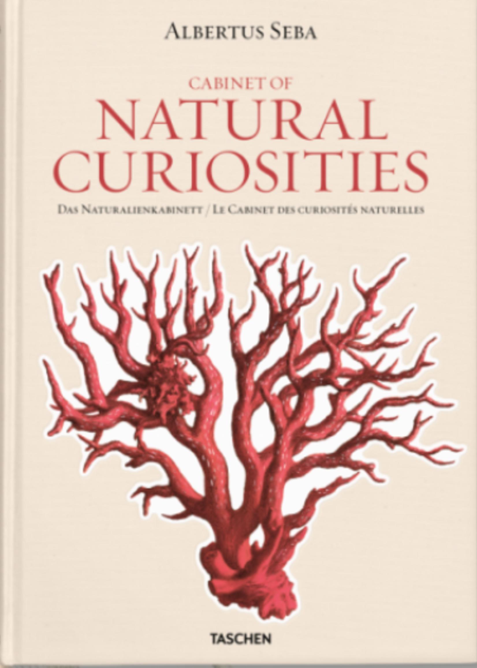 Taschen Taschen Seba: Cabinet of Natural Curiosities