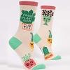 Blue Q Women's Socks Plant Mom