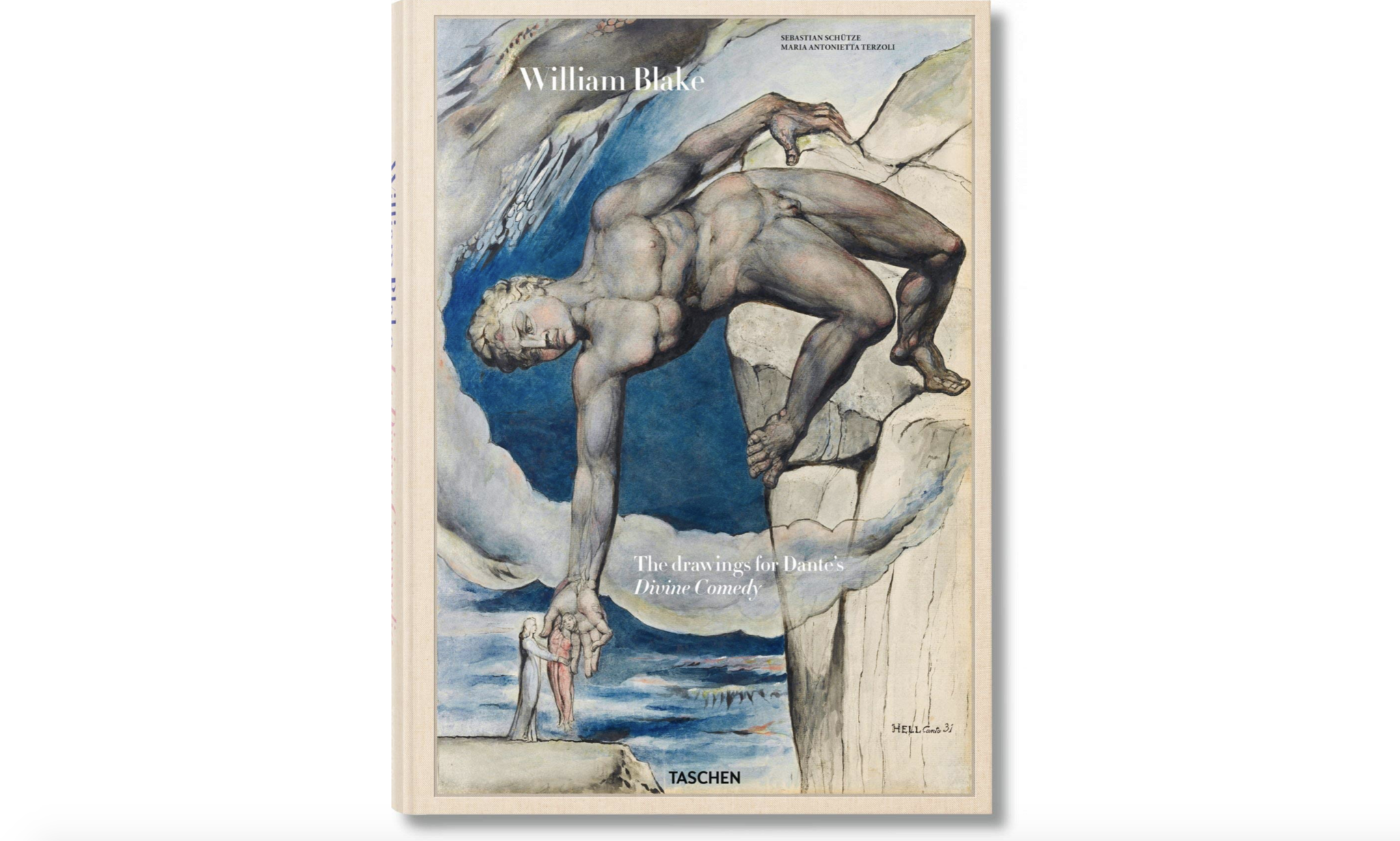 Taschen William Blake: The Drawings for Dante's Divine Comedy