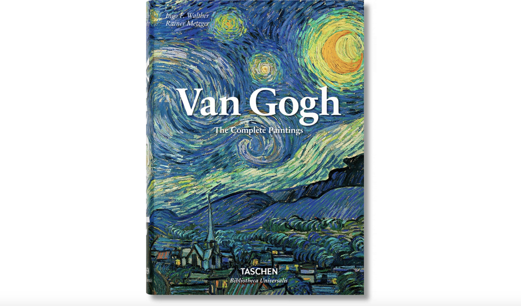 Taschen Van Gogh The Complete Paintings