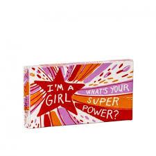 Blue Q Gum Superpower