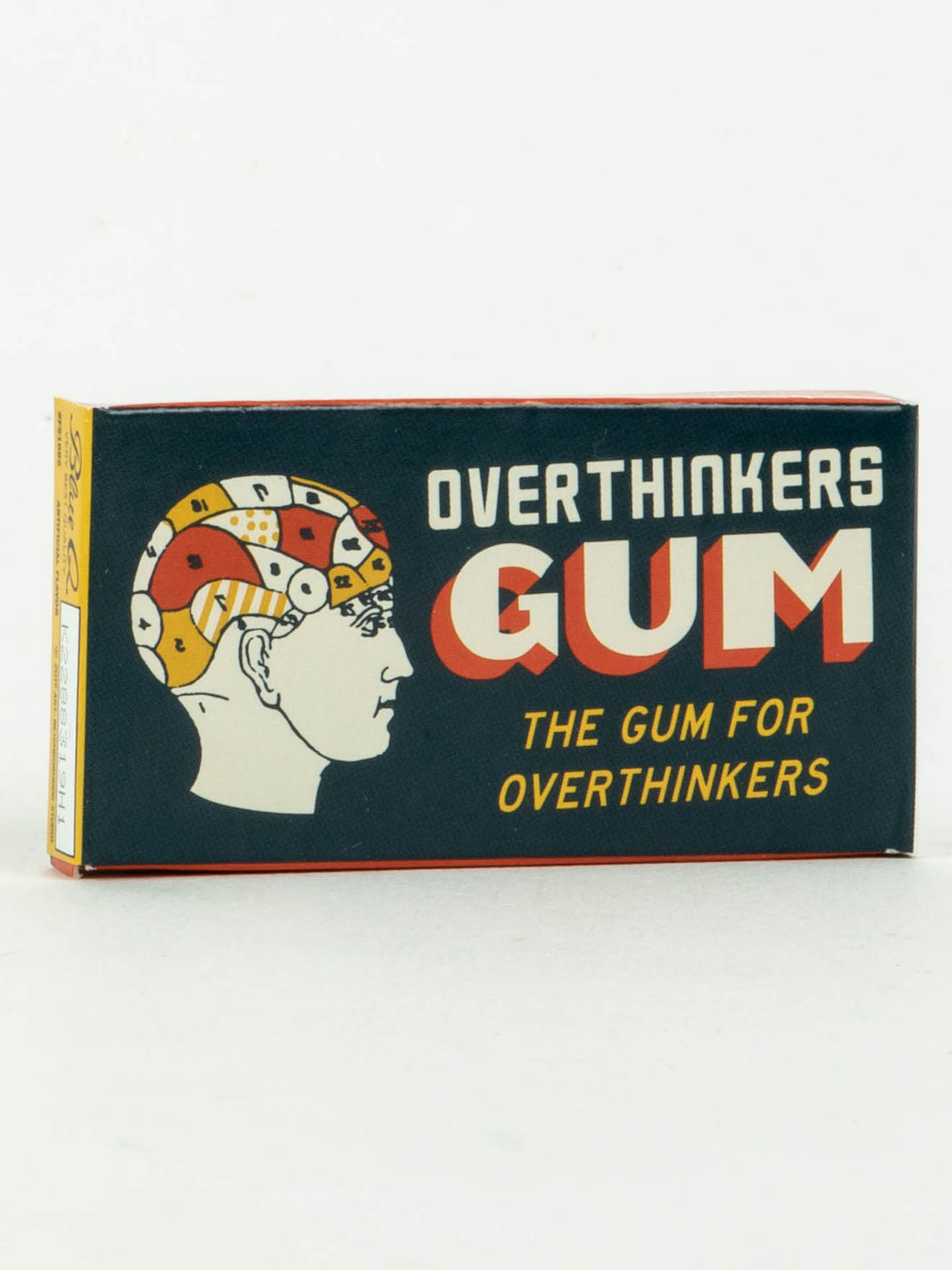 Blue Q Gum Overthinkers