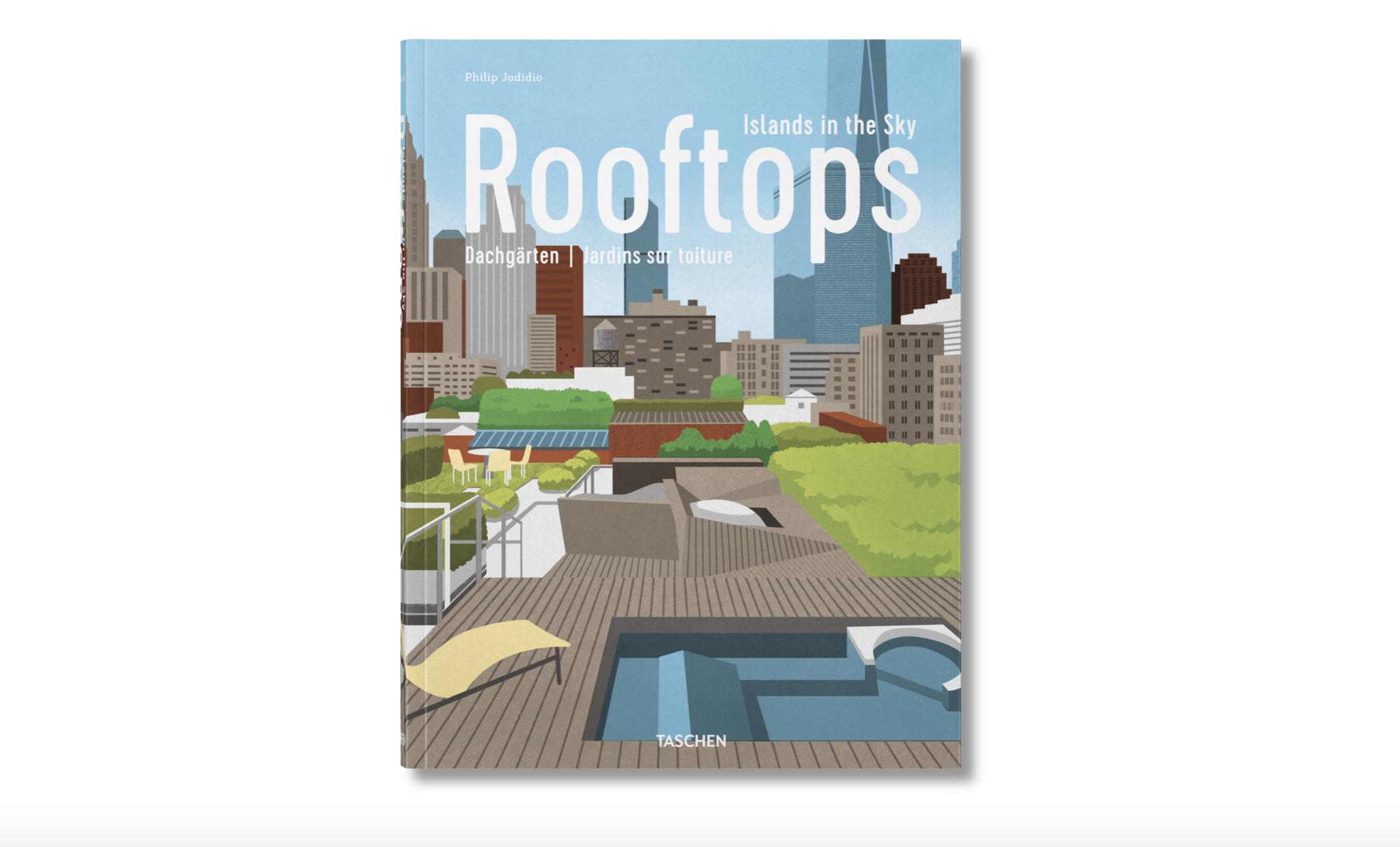 Taschen Rooftops: Islands in the Sky