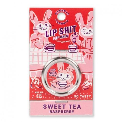 Blue Q Lip Shit Sweet Tea Raspberry