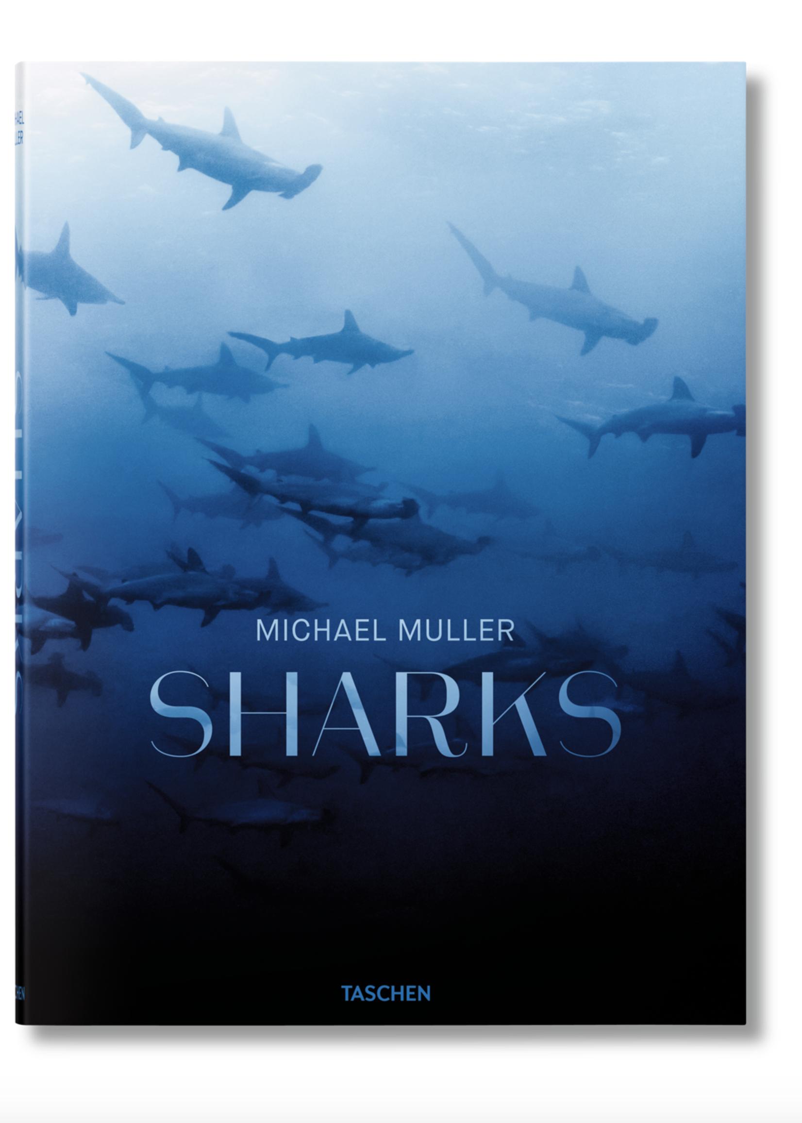 Taschen Taschen Michael Muller: Sharks. Face-to-Face