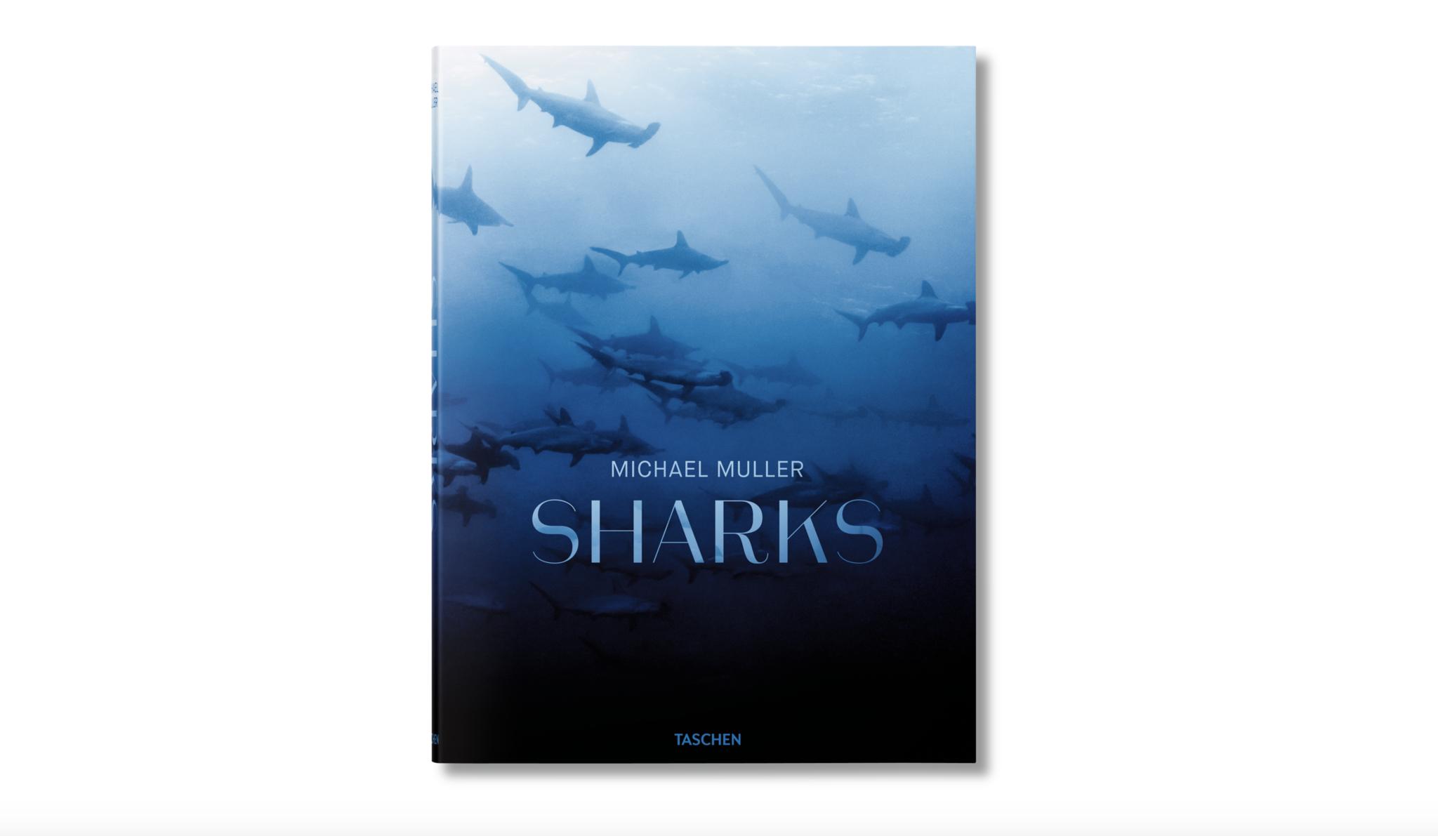 Taschen Michael Muller: Sharks. Face-to-Face