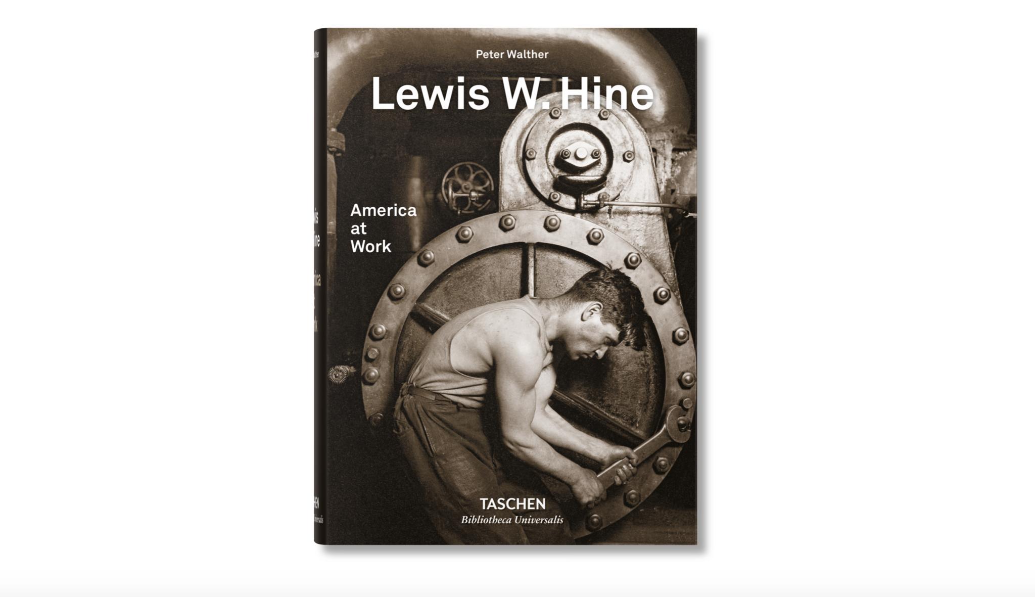Taschen Lewis W. Hines: America at Work
