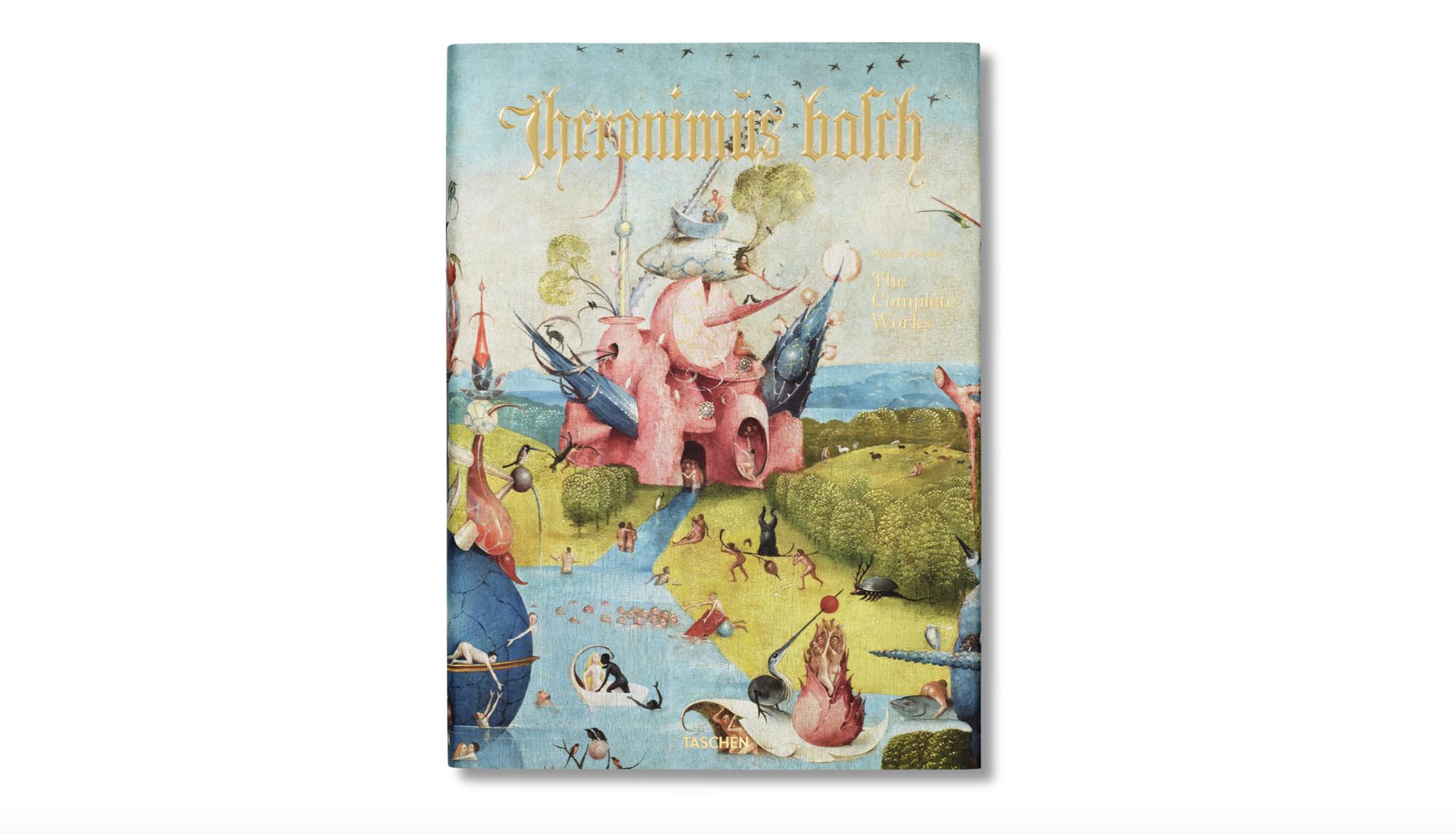 Taschen Hieronymus Bosch Complete Works XL