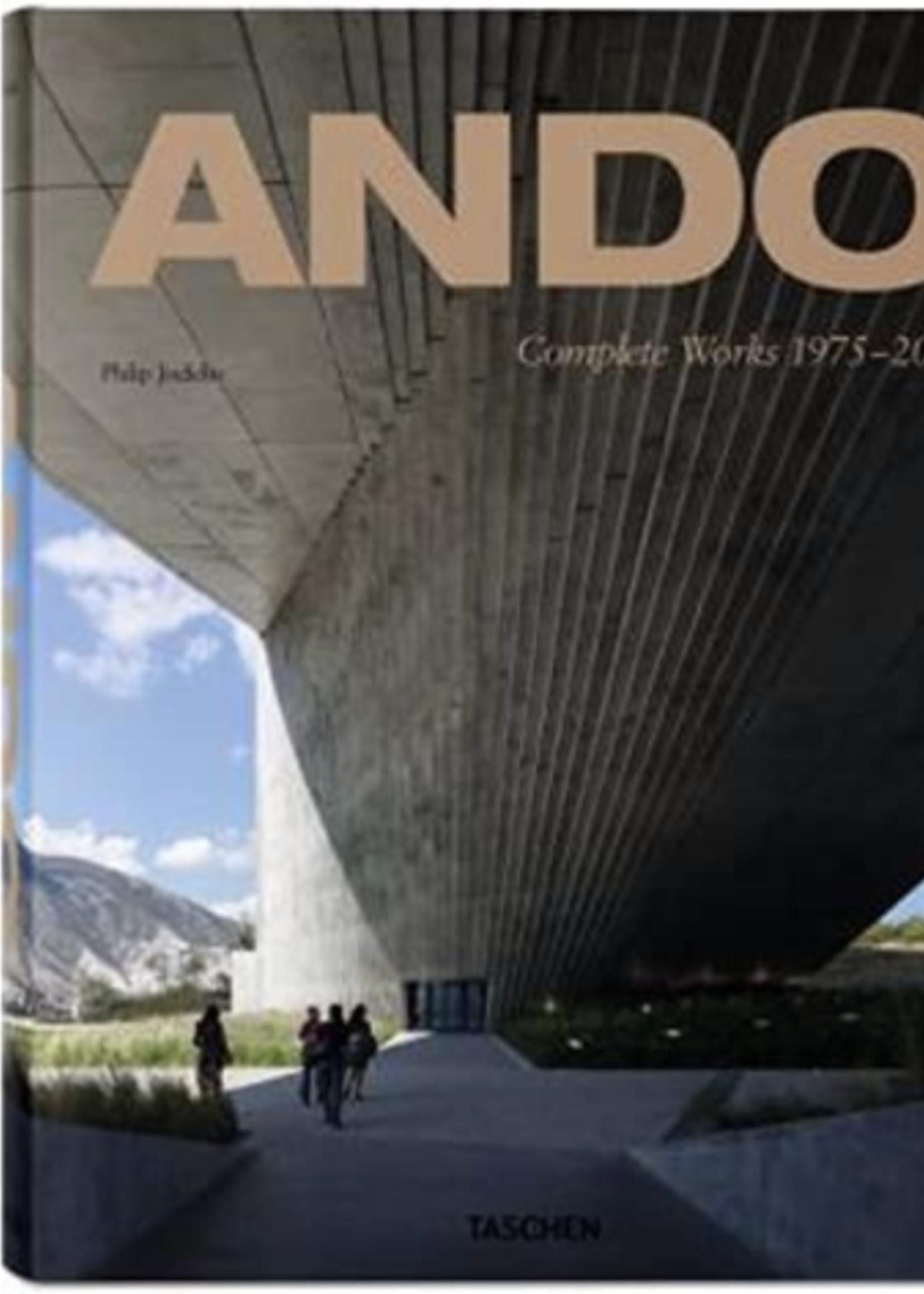 Taschen Taschen Ando: Complete Works